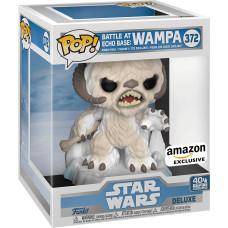 Головотряс Star Wars: 40th The Empire Strikes - POP! Deluxe - Battle at Echo Base: Wampa (Exc) (15 см)
