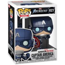 Головотряс Avengers (Gamerverse) - POP! Game - Captain America (9.5 см)