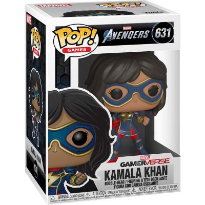 Фигурка Funko Головотряс Avengers (Gamerverse) - POP! Game - Kamala Khan 47760 (9.5 см)