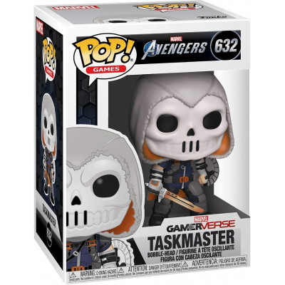 Фигурка Funko Головотряс Avengers (Gamerverse) - POP! Game - Taskmaster 47815 (9.5 см)
