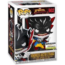 Головотряс Spider-Man: Maximum Venom - POP! - Venomized Doctor Strange (Glows in the Dark) (Exc) (9.5 см)