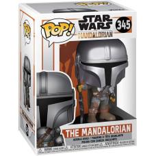 Головотряс Star Wars: The Mandalorian - POP! - The Mandalorian (Final) (9.5 см)