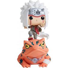Фигурка Naruto Shippuden - POP! Rides - Jiraiya on Toad (Exc) (18 см)