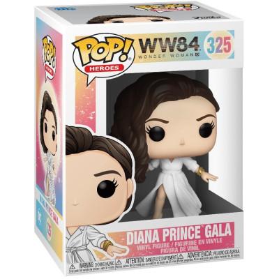 Фигурка Funko Wonder Woman 1984 - POP! Heroes - Diana Prince Gala  46664 (9.5 см)