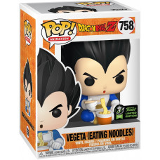 Фигурка Dragon Ball Z - POP! Animation - Vegeta (Eating Noodles) (Exc) (9.5 см)