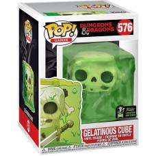 Фигурка Dungeons & Dragons - POP! Games - Gelatinous Cube (Exc) (9.5 см)