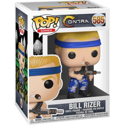 Фигурка Funko Contra - POP! Games - Bill Rizer 46997 (9.5 см)