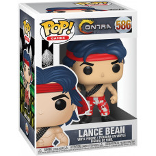 Фигурка Contra - POP! Games - Lance Bean (9.5 см)