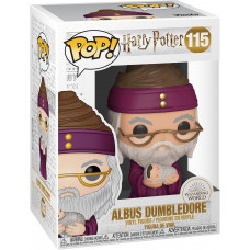Фигурка Harry Potter - POP! - Dumbledore (with Baby Harry) (9.5 см)