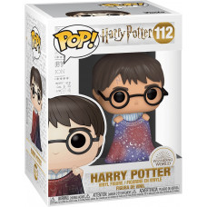 Фигурка Harry Potter - POP! - Harry Potter (with Invisibility Cloak) (9.5 см)