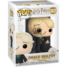 Фигурка Harry Potter - POP! - Malfoy (with Whip Spider) (9.5 см)