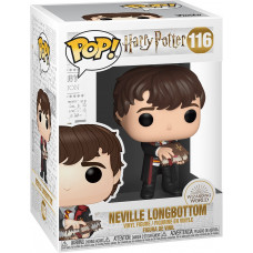 Фигурка Harry Potter - POP! - Neville Longbottom (with Monster Book) (9.5 см)