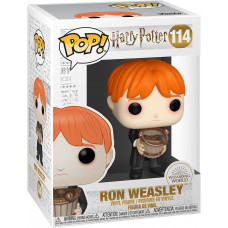 Фигурка Harry Potter - POP! - Ron Weasley (Puking Slugs with Bucket) (9.5 см)