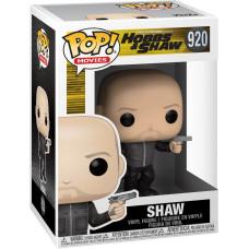 Фигурка Fast & Furious: Hobbs & Shaw - POP! Movies - Shaw (9.5 см)