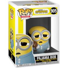 Фигурка Minions 2: The Rise of Gru - POP! Movies - Pajama Bob (9.5 см)