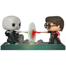 Фигурка Harry Potter - POP! Moment - Harry Potter vs Lord Voldemort (13 см)