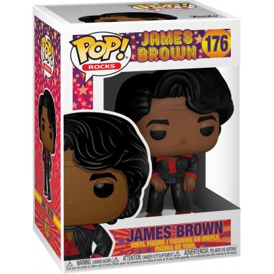 Фигурка Funko James Brown - POP! Rocks - James Brown 41140 (9.5 см)