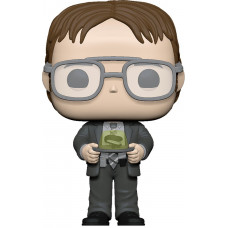 Фигурка The Office - POP! TV - Dwight Schrute (Gelatin Stapler) (9.5 см)