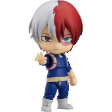 Фигурка My Hero Academia - Nendoroid - Shoto Todoroki (Hero's Edition) (10 см)