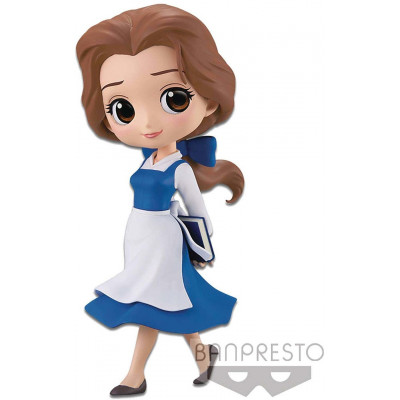 Фигурка Banpresto Beauty and the Beast - Q posket Disney Characters - Belle Country Style (Ver.A) 35682 (14 см)
