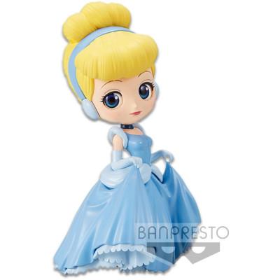 Фигурка Banpresto Cinderella - Q posket Disney Characters - Cinderella (Normal color ver) 82612 (14 см)