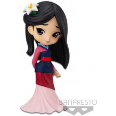 Фигурка Mulan - Q posket Disney Characters - Mulan (Normal color ver) (Ver.A) (14 см)