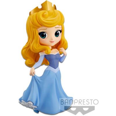 Фигурка Banpresto Sleeping Beauty - Q posket Disney Characters - Princess Aurora (B Blue Dress) 35560 (14 см)