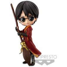 Фигурка Harry Potter - Q posket - Harry Potter ~Quidditch Style~ (Ver.A) (14 см)