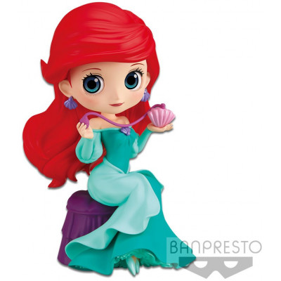Фигурка Banpresto The Little Mermaid - Q posket Perfumagic Disney Characters - Ariel (Ver.A) 19977 (14 см)
