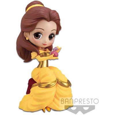 Фигурка Banpresto Beauty and the Beast - Q posket Perfumagic Disney Characters - Belle (Ver.A) BP19953P (14 см)