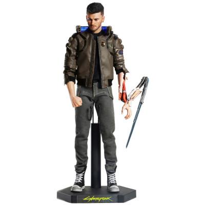 Фигурка Pure Arts Cyberpunk 2077 - Articulated Figurine - V (Male) (30 см)
