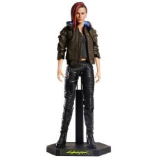 Фигурка Cyberpunk 2077 - Articulated Figurine - V (Female) (28 см)