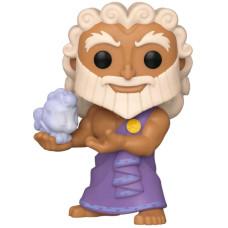 Фигурка Hercules - POP! - Zeus (holding Cloud Pegasus) (Exc) (9.5 см)