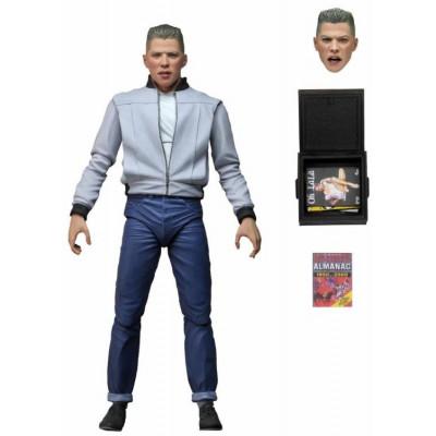 Фигурка NECA Back to the Future - Action Figure Ultimate - Biff Tannen (18 см)