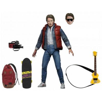 Фигурка NECA Back to the Future - Action Figure Ultimate - Marty McFly (18 см)