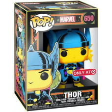 Головотряс Marvel - POP! - Thor (Black Light) (Exc) (9.5 см)