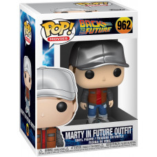 Фигурка Back to the Future - POP! Movies - Marty in Future Outfit (9.5 см)