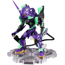 Фигурка Rebuild of Evangelion - NXEDGE Style - EVA Unit-01 Test Type (Night Combat Ver) (10 см)