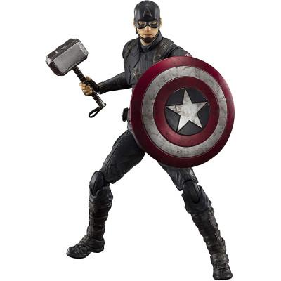 Фигурка Tamashii Nations Avengers: Endgame - S.H.Figuarts - Captain America (Final Battle Edition) 587312 (15 см)