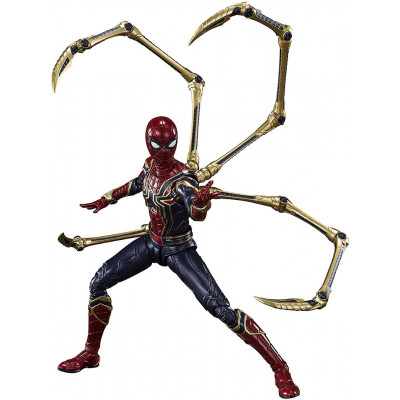 Фигурка Tamashii Nations Avengers: Endgame - S.H.Figuarts - Iron Spider (Final Battle Edition) 587336 (15 см)