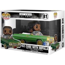 Фигурка Ice Cube - POP! Rides - Ice Cube with Impala (13 см)