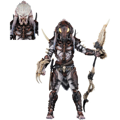 Фигурка Predator - Action Figure Ultimate - Alpha Predator (100th Edition Figure) (18 см)