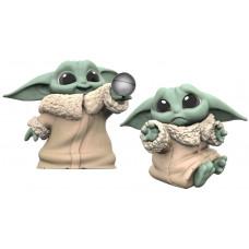 Набор фигурок Star Wars: The Mandalorian - The Bounty Collection - The Child (Hold Me & Ball Toy) (5.5 см)