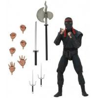 Фигурка Teenage Mutant Ninja Turtles (1990) - Action Figure - Foot Solider (bladed weaponry) (18 см)
