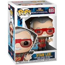 Головотряс Thor: Ragnarok - POP! - Stan Lee (in Ragnarok Outfit) (9.5 см)