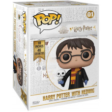 Фигурка Harry Potter - POP! - Harry Potter with Hedwig (46 см)