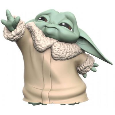 Фигурка Hasbro Star Wars: The Mandalorian - The Bounty Collection - The Child (Force Moment) (5.5 см)