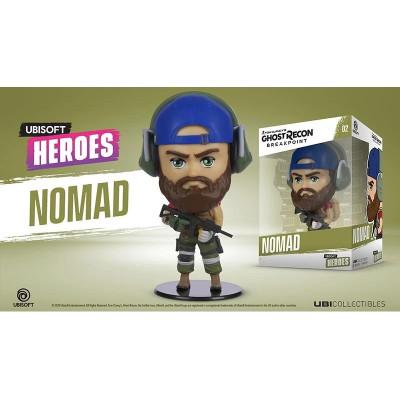 Фигурка Ubisoft Tom Clancy's Ghost Recon: Breakpoint - Heroes - Chibi Nomad (10 см)