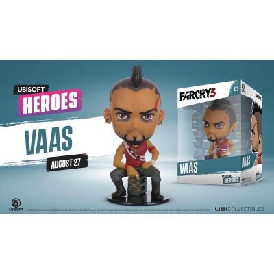 Фигурка Ubisoft Far Cry 3 - Heroes - Chibi Vaas (10 см)