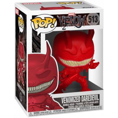 Фигурка Funko Головотряс Venom - POP! - Venomized Daredevil 40706 (9.5 см)
